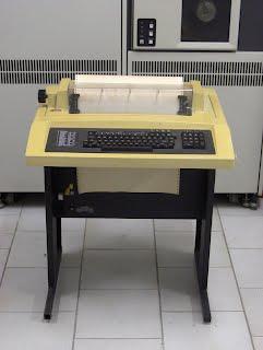 DECWriter III Terminal